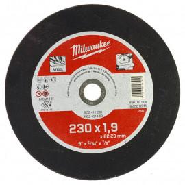 Отрезной диск по металлу SCS 41 MILWAUKEE 4932451480