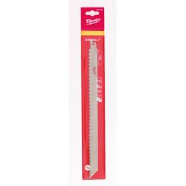 Полотно для изоляционного материала, картона, резина MILWAUKEE 48001084