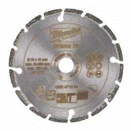 Алмазный диск MILWAUKEE DHMM для M12 FCOT 76 мм 4932471333