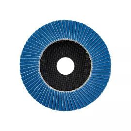 Лепестковый диск MILWAUKEE Zirconium 115 мм / Зерно 80 (заказ кратно 10 шт) 4932472222