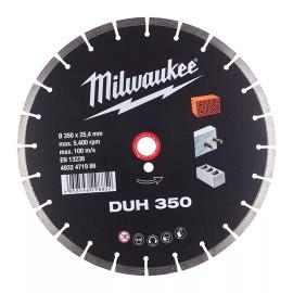 Алмазный диск MILWAUKEE DUH 350 4932471986