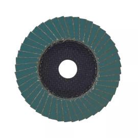Лепестковый диск MILWAUKEE Zirconium 125 мм / Зерно 80 (заказ кратно 10 шт) 4932472226