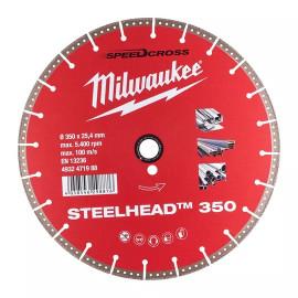 Алмазный диск MILWAUKEE STEELHEAD 350 4932471988