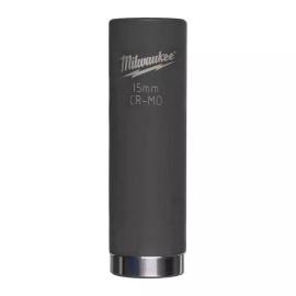 Головка MILWAUKEE ShW 1/2, 15 мм удлиненная 4932471737