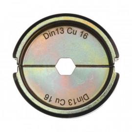 Матрица DIN13 Cu 16 4932459465