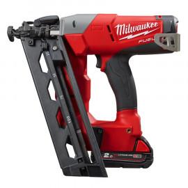 Гвоздезабиватель 16 GA с наклонным магазином MILWAUKEE M18 FUEL CN16GA-202X 4933451570