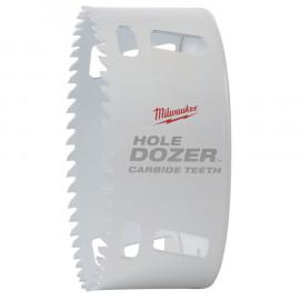 Биметаллическая коронка MILWAUKEE HOLEDOZER CARBIDE 108 мм 49560744