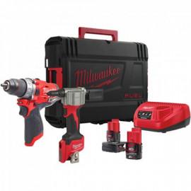 Набор инструментов MILWAUKEE M12 FPP2S-422X 4933471682