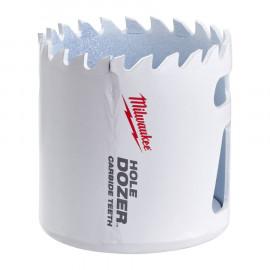 Биметаллическая коронка MILWAUKEE HOLEDOZER CARBIDE 48 мм 49560719