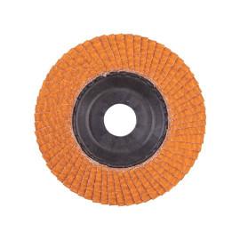 Лепестковый диск MILWAUKEE CERA TURBO 115 мм / Зерно 80 (заказ кратно 10 шт) 4932472230