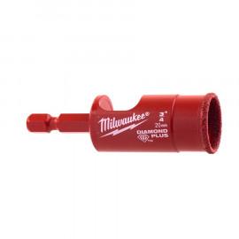 Kopoнка для aлмaзного сверления Diamond Plus™ MILWAUKEE 49560515