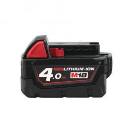 Аккумулятор MILWAUKEE M18 B4 4Ач RED 4932430063