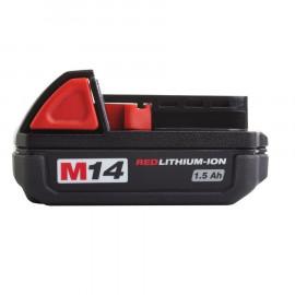 Аккумулятор MILWAUKEE M14 B 1,5Ah RED 4932352665