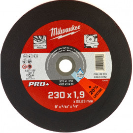 Отрезной диск по металлу SCS 41 MILWAUKEE 4932451490