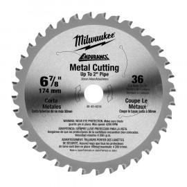 Диск для циркулярной пилы по металлу F MILWAUKEE 48404015