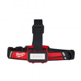 Milwaukee 4933471390 Акк. налобный фонарь L4HLRP-201, заряжаемый через USB