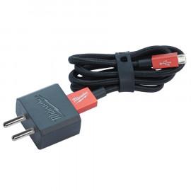 MILWAUKEE USB-B plug (EU) and cable CUSB 4932459888