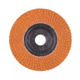 Лепестковый диск MILWAUKEE CERA TURBO 125 мм / Зерно 80 (заказ кратно 10 шт) 4932472233