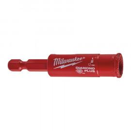 Алм. Коронка MILWAUKEE Diamond Plus ? 12mm 49560511