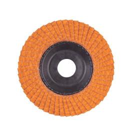 Лепестковый диск MILWAUKEE CERA TURBO 115 мм / Зерно 60 (заказ кратно 10 шт) 4932472229