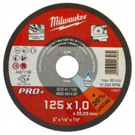 Отрезной диск по металлу SCS 41 MILWAUKEE 4932451487