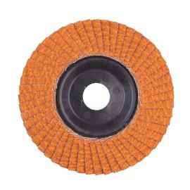 Лепестковый диск MILWAUKEE CERA TURBO 125 мм / Зерно 60 (заказ кратно 10 шт) 4932472232