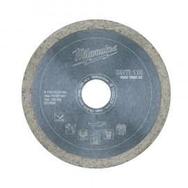 Алмазный диск профессиональная серия DHTi MILWAUKEE 4932399552