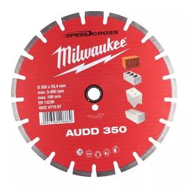 Алмазный диск MILWAUKEE AUDD 350 4932471987