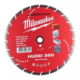 Алмазный диск MILWAUKEE HUDD 350 4932471985
