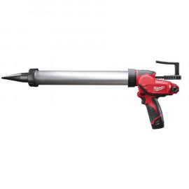 Клеевой пистолет MILWAUKEE M12 PCG/600A-201B 4933441670