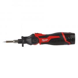 Аккумуляторный паяльник MILWAUKEE M12 SI-201C 4933459761
