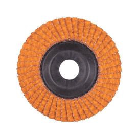 Лепестковый диск MILWAUKEE CERA TURBO 115 мм / Зерно 40 (заказ кратно 10 шт) 4932472228