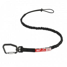 Страховочный эластичный строп для электроинструмента весом до 6.8 кг